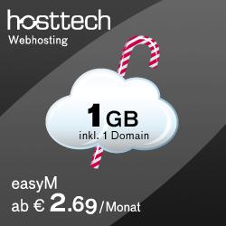 Hosttech Webhosting